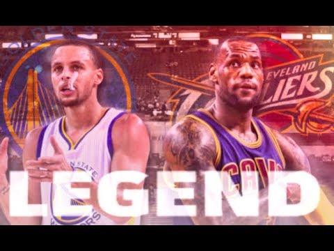"""NBA Finals Mini Movie 2018 - """"Legend"""" ᴴᴰ - THE QUADRILOGY"""