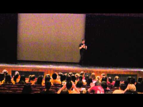 Matt Russo's Superthon Singing Debut