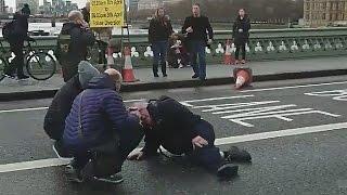 Теракт в Лондоне: 5 погибших, около 40 раненых (новости)