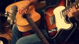 pierre pihl ( 3 guitars: laptapping - feetbass guitar - e-guitar) - uhjar (max - pierre)