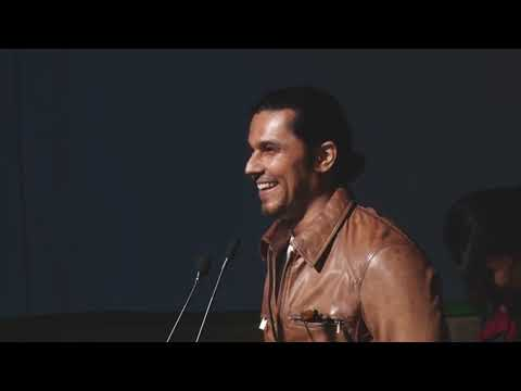 Mr. Randeep Hooda, renowned Indian Actor  Annual day Speech at  G.D. Goenka Public School Jhajjar .