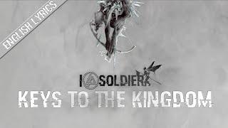 Linkin Park Keys To The Kingdom (Lyrics Video)