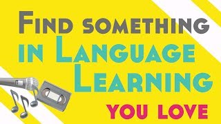 Find Something In Language Learning You Love║Lindsay Does Languages Video