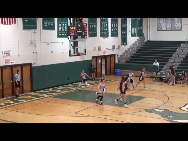 Fonda girls highlights 8/3/19