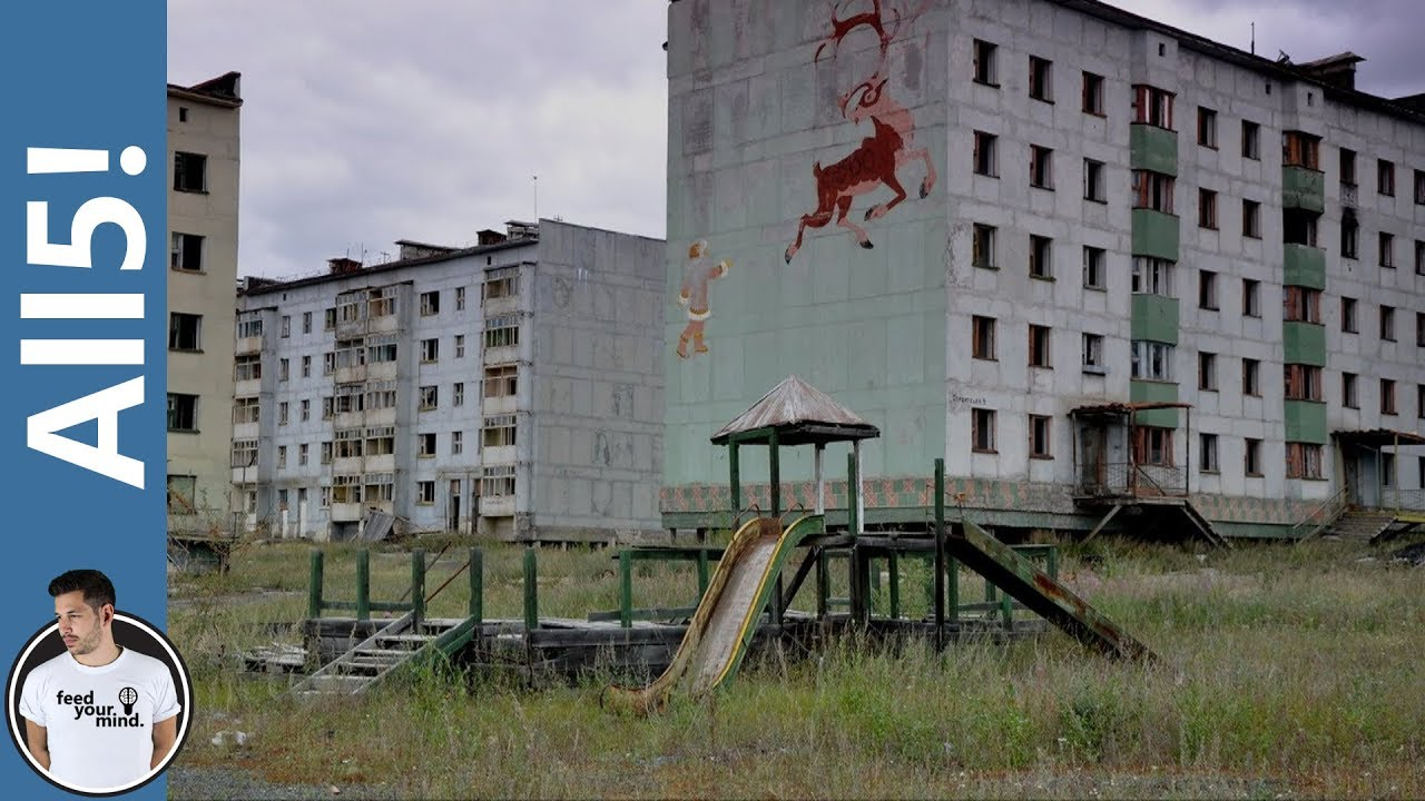 5 Creepiest Ghost Towns Youtube