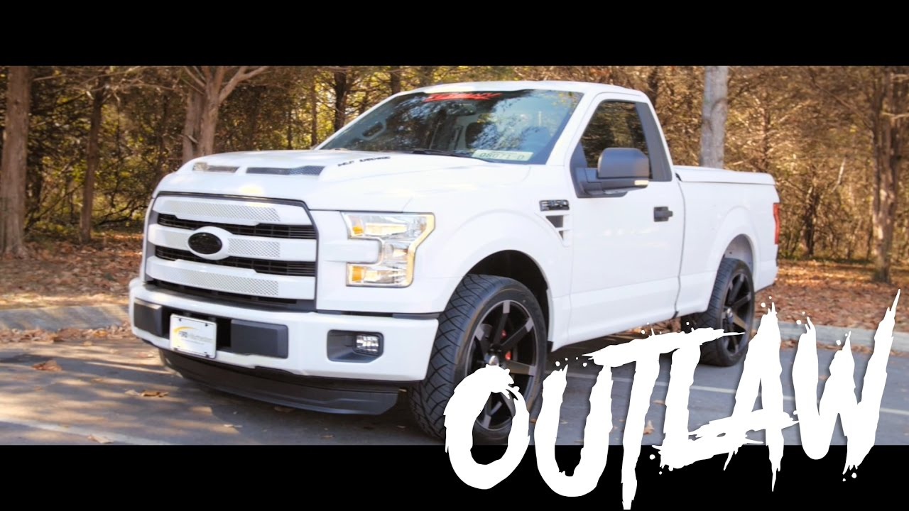 Exclusive build fm 700 outlaw f 150 fordofmurfreesboro youtube