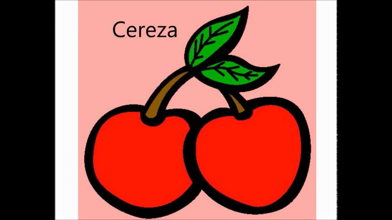 aprende las frutas y sus nombres  para nios  video infantil