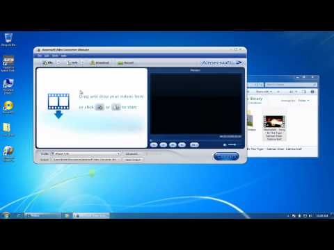 Aimersoft Video Converter Ultimate Software Review