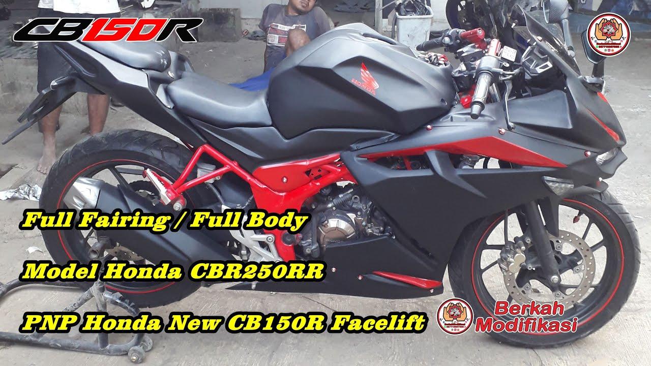 Body Fullset Set All New CB CB150R NCB V3 gen 3 Ori