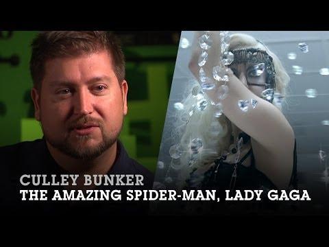 culley bunker - 'the amazing spider man,' lady gaga