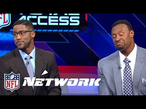 How Brock Lesnar Protected his Vikings Teammates  According to Nate Burleson | NFL