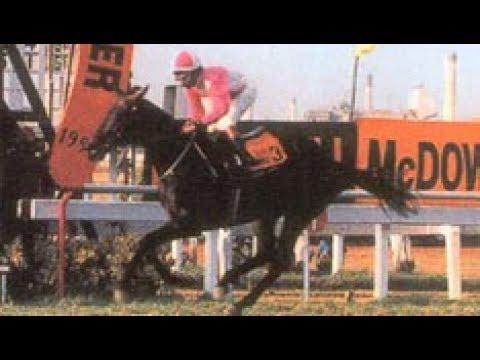 Astonish Ridden By Aslam Kader The Indian Derby 1992