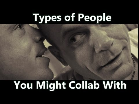 Type Of People You Might Collab With (Types Of Producers)