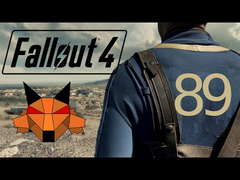 Let's Play Fallout 4 [PC/Blind/1080P/60FPS] Part 89 - The Journey Begins