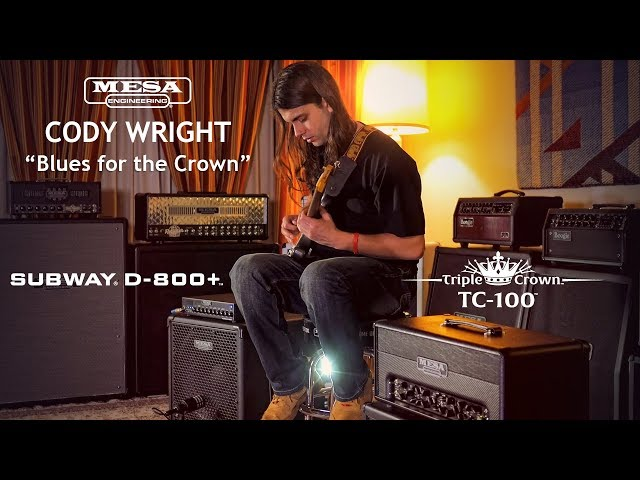 Tone Sessions: Cody Wright – TC-100™ / Subway D-800+ –