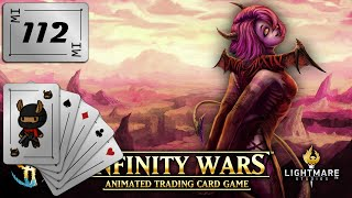Infinity Wars 112: Return