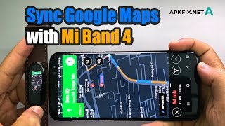 How To Sync Google Maps with Mi Band 4 screenshot 3