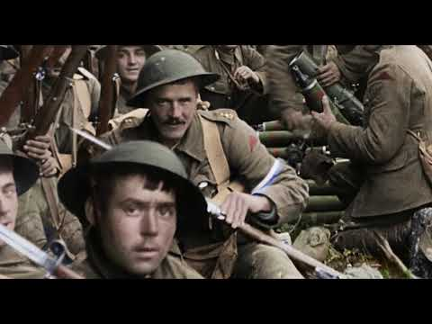 They Shall Not Grow Old - Trailer