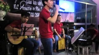 Thanh Phú - NẮNG ẤM XA DẦN (102 Acoustic - 17/01/2016)