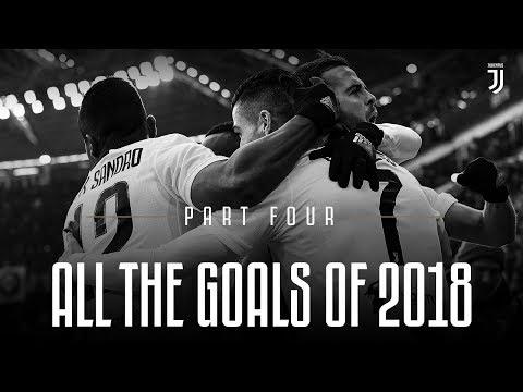 All Juventus goals of 2018: Part Four