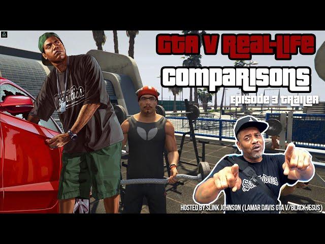 GTA V Real-Life Comparisons: Episode 3 Trailer