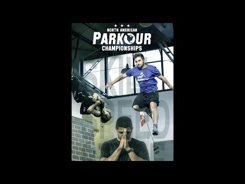 2015 North American Parkour Championships