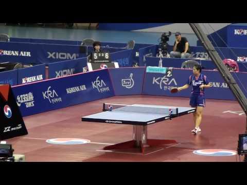 [4/4] KIM Kyung Ah vs PARK Mi Young
