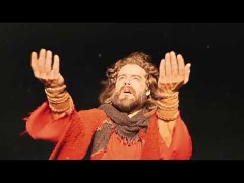 Asi promociona TVN la segunda temporada de Moisés  y los diez mandamientos
