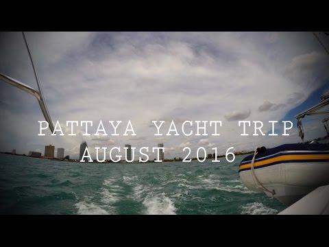 Pattaya Yacht Trip 2016