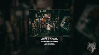 [Lyric HD] Phố Nhỏ - MC ILL ft. Thu Giang