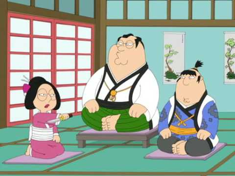 Family Guy-Japanese Universe HD