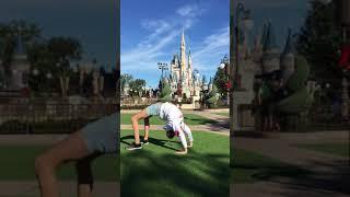 Disney Gymnastics