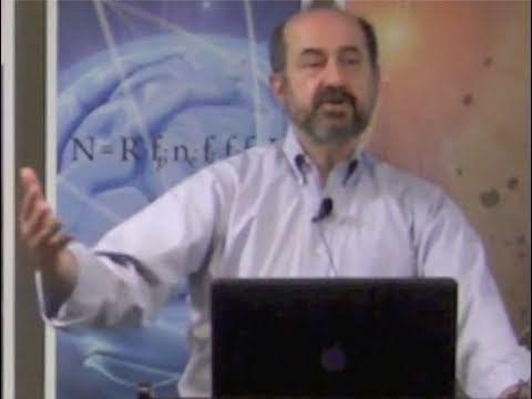 First Contact - Marc Kaufman, Jill Tarter, Frank Drake, Seth Shostak  (SETI Talks)