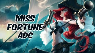 Miss Fortune Bot Lane ADC Gameplay - Patch 9.19 (League of Legends Gameplay)