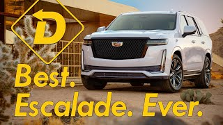 The 2021 Cadillac Escalade Is Simply The Best Escalade Yet