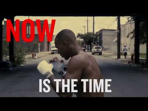 Now Is The Time - TITLE Boxing - Boxing Training Equipment