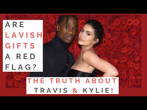 RED FLAGS FROM KYLIE JENNER'S BIRTHDAY: How Gifts Can Be A Sign Of A Toxic Relationship | Shallon