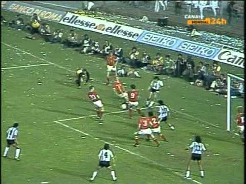 1982 Argentina vs Belgium Highlights