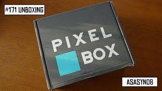 #171 Unboxing: PIXEL-BOX (Październik 2019 - HORROR) [PL]