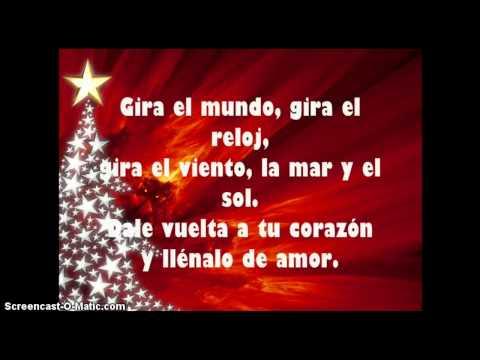 Ven A Cantar [Letra]  Español.