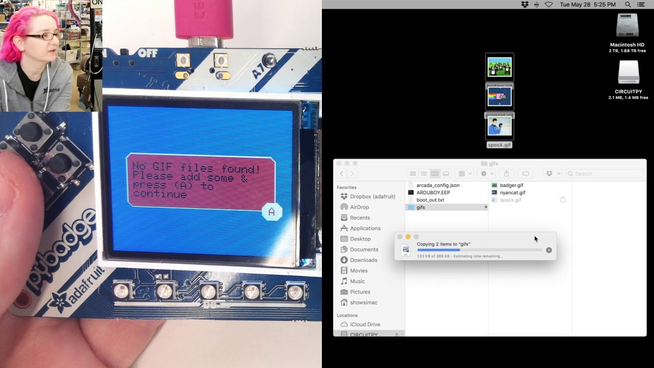 Drag And Drop Files On Select Arduino Boards | Hackaday
