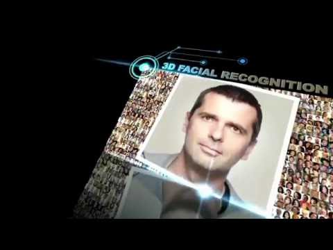 2D / 3D Facial Recognition System - DSC