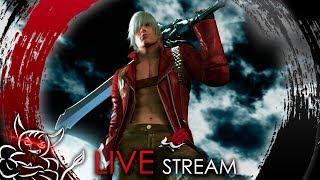 Devil May Cry 3 - Не игра а Праздник !) 300к Фак Е ![Стрим]