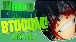 WANN KOMMT BTOOOM! STAFFEL 2?? | Kenga