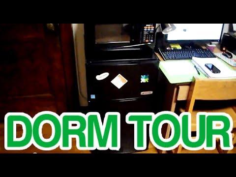Ut Dorm Room Tour