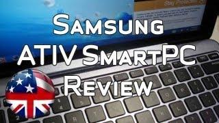 Samsung Ativ Smart PC Review & Detailed Walk Though