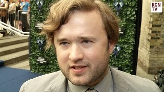 Haley Joel Osment Interview - Yoga Hosers, Johnny Depp & Kevin Smith