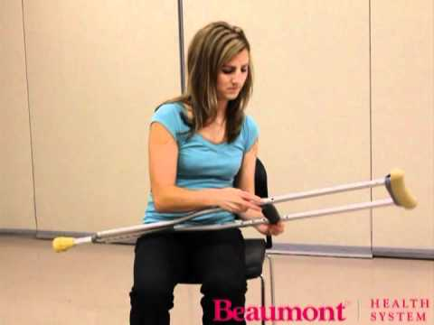 Appropriate Use of Assistive Devices - Physical Therapy Department
