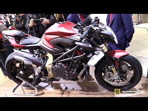 2019 MV Agusta Brutale 1000 Serie Oro - Walkaround - Debut at 2018 EICMA Milan