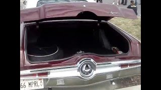1966 IMPERIAL CROWN COUPE - OLD BRAND CONTINUES